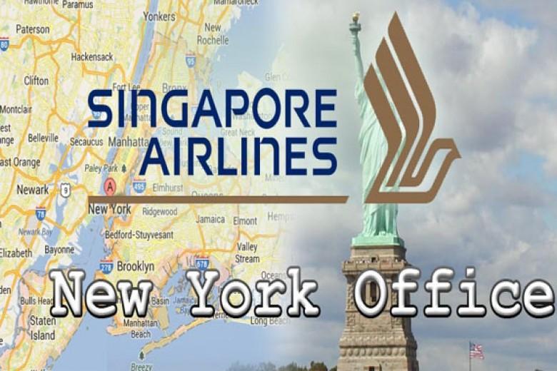 Avtur Mahal, Singapore Airlines Hentikan Rute ke New York