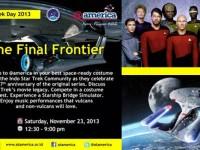 Star Trek Day 2013