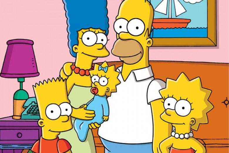Berebut Hak Siar The Simpson
