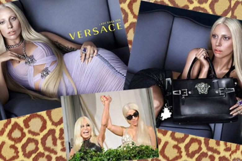 Mother Monster, Model Terbaru Versace