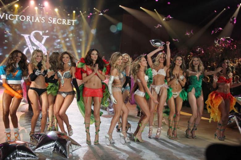 Dari Belakang Panggung Victoria's Secret Fashion Show