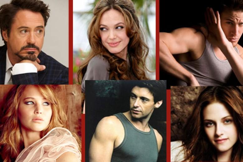 Enam Bintang Film Pengeruk Uang 2013