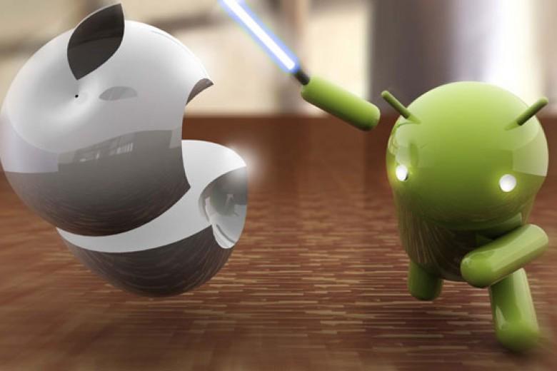 Tahun Ini, Android Resmi Kalahkan Apple