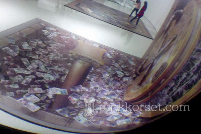 Artphoria: Pameran Lukisan 3D Kedua di Jakarta