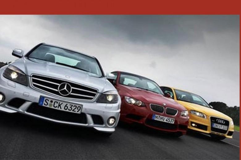 Mercedes Lampau Penjualan Audi