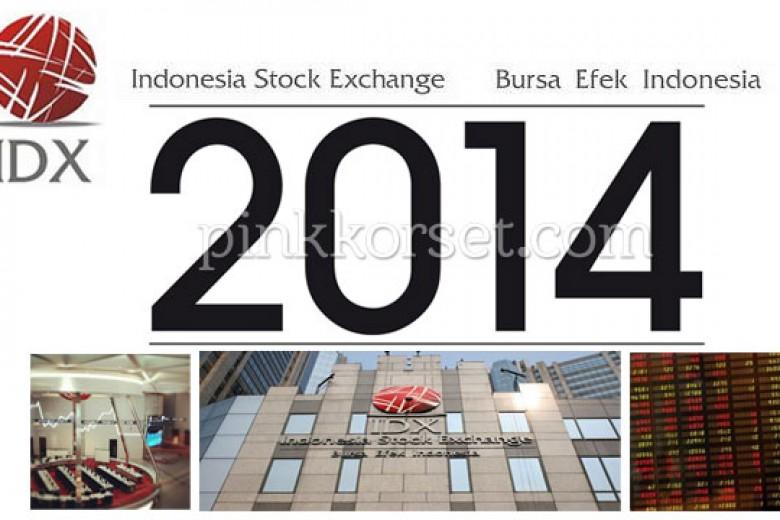 Beberapa Asumsi BEI Untuk 2014