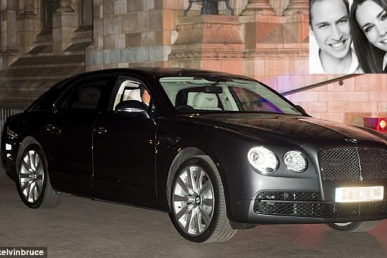 William-Kate Miliki Bentley Rp4,9M