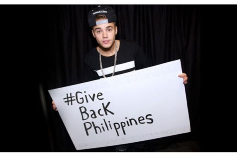 Kunjungan Kejutan Bieber ke Filipina