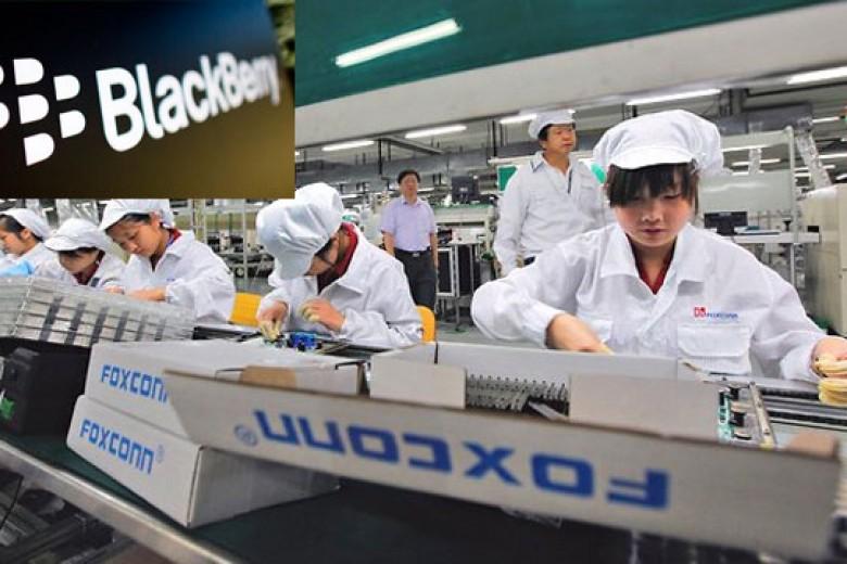 Blackberry Akan Produksi di Indonesia