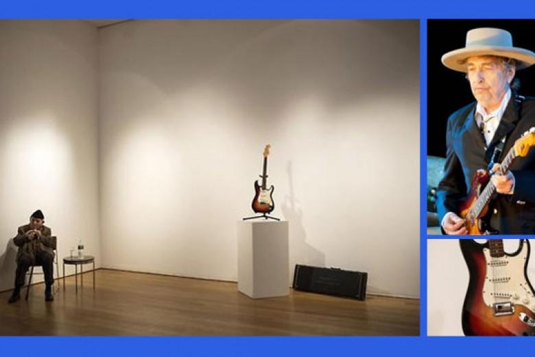 Gitar Elektrik Bob Dylan Laku Rp11M