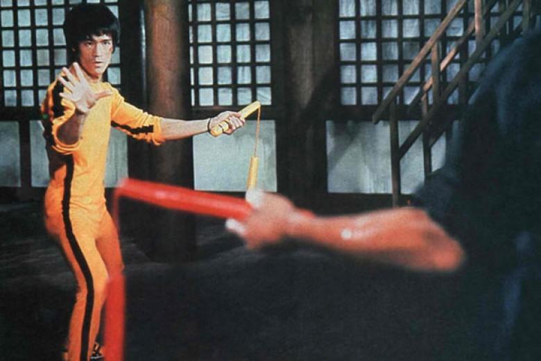 Jumpsuit Bruce Lee Siap Lelang