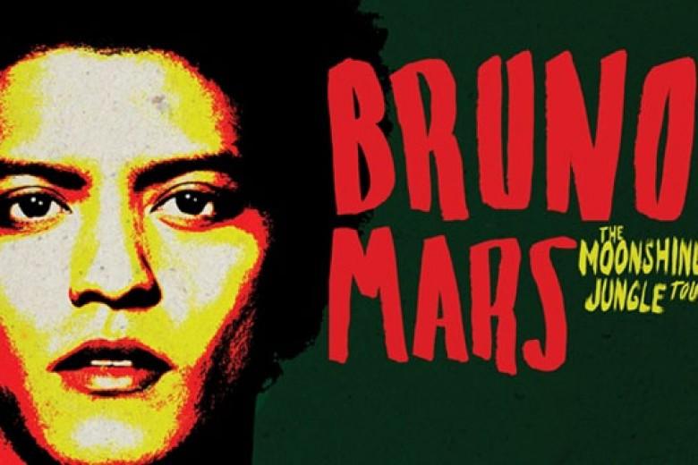 Tiket Bruno Mars Siap Dibeli