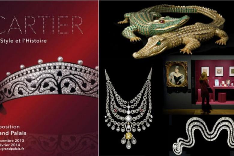 Cartier Pamerkan Perhiasan Bersejarah