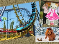 2014, Dufan Punya Ice Age dan Hello Kitty