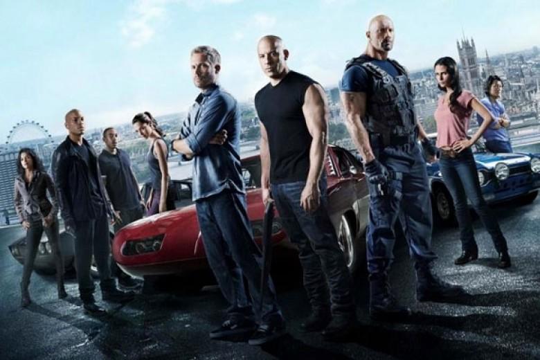 Fast and Furious 7 Rilis 2015