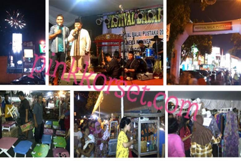 Jakarta Timur Gelar Festival Balai Pustaka