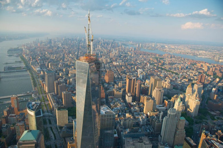 Misteri Lolongan World Trade Center