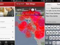Aplikasi Ponsel Peringatkan Gempa Bumi