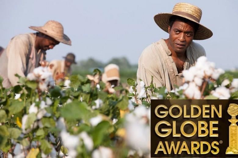 12 Years a Slave & American Hustle Berebut Golden Globe