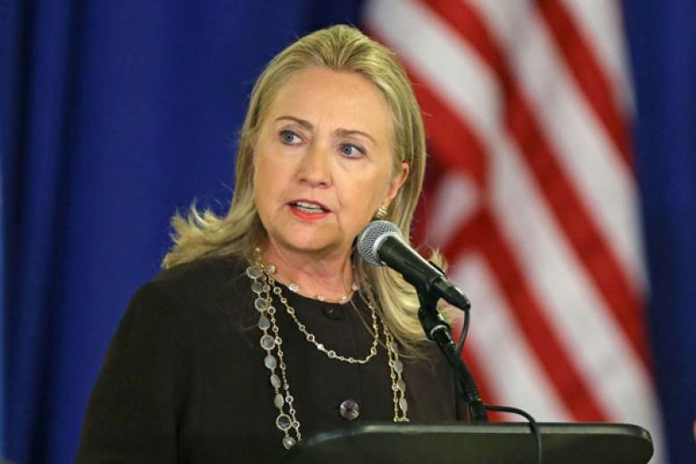 Hillary Clinton Ingin Presiden AS Perempuan