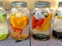'Menginfus' Air dengan Buah-buahan