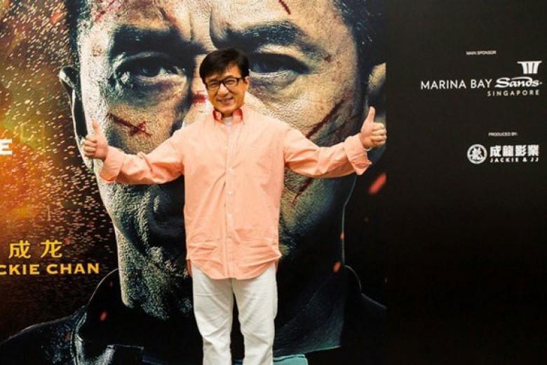 Jackie Chan Masih Bergairah