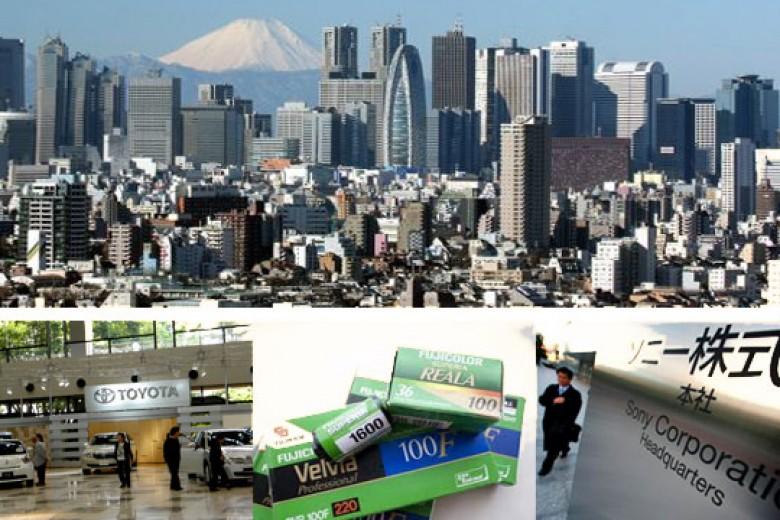 Inilah Perusahaan Paling Dibanggakan Orang Jepang