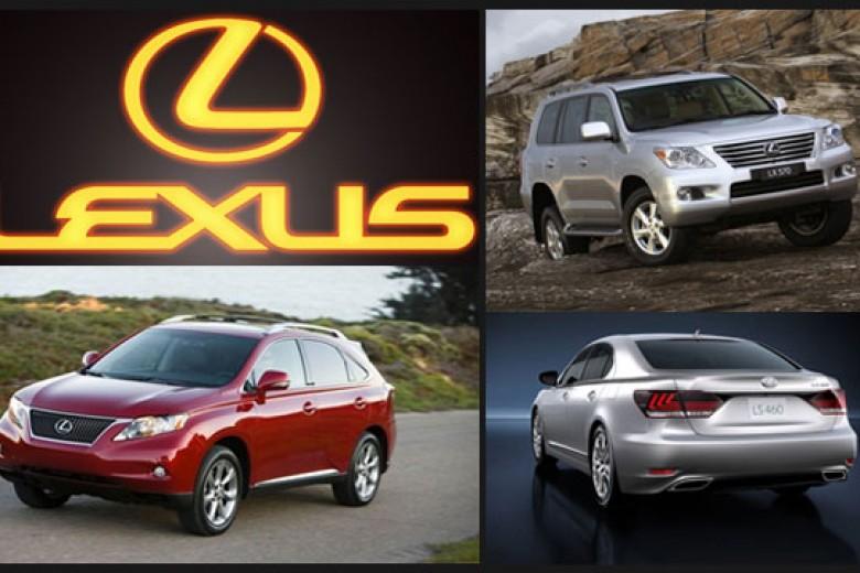Lexus Indonesia Bukukan Total Penjualan 2.517 Unit
