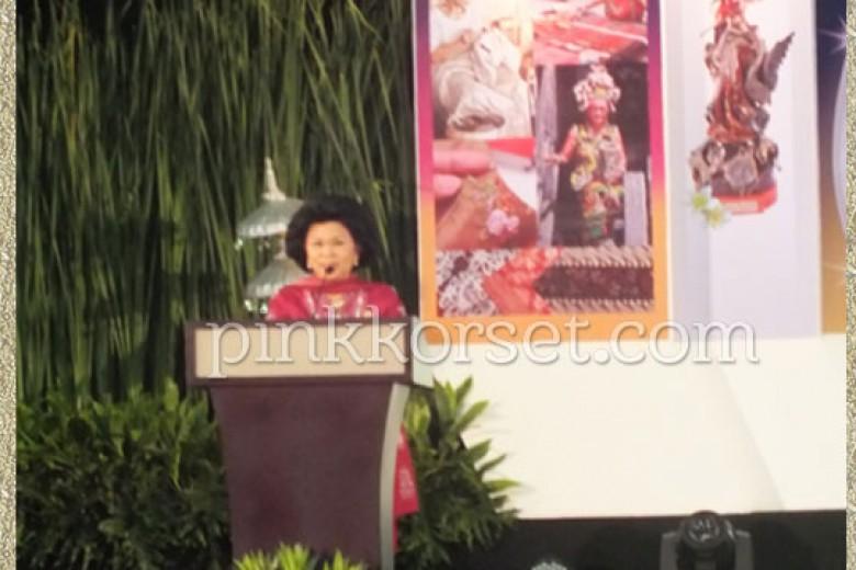 Gelaran Acara Peringatan Hari Ibu Nasional 2013