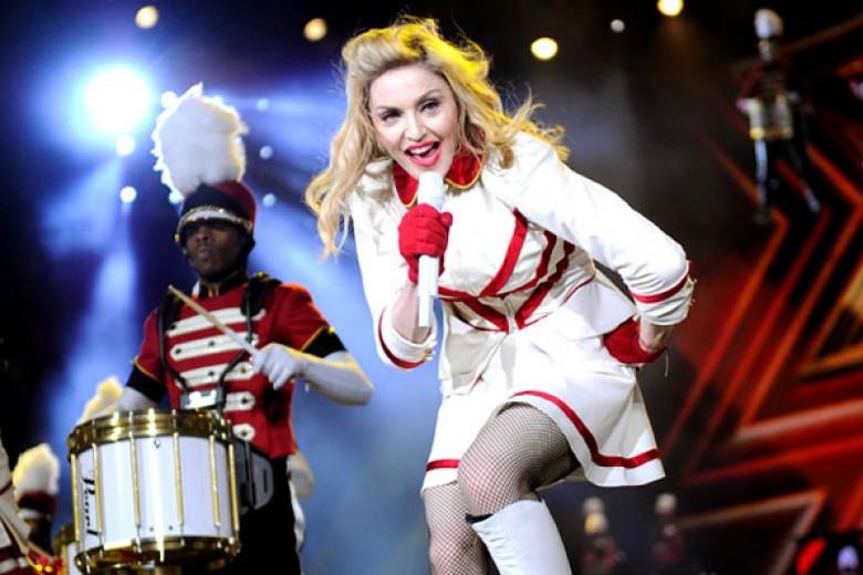 Madonna Musisi Perempuan Terkaya