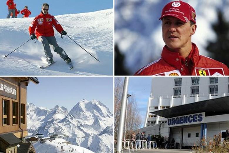 Michael Schumacher Kritis dan Koma!
