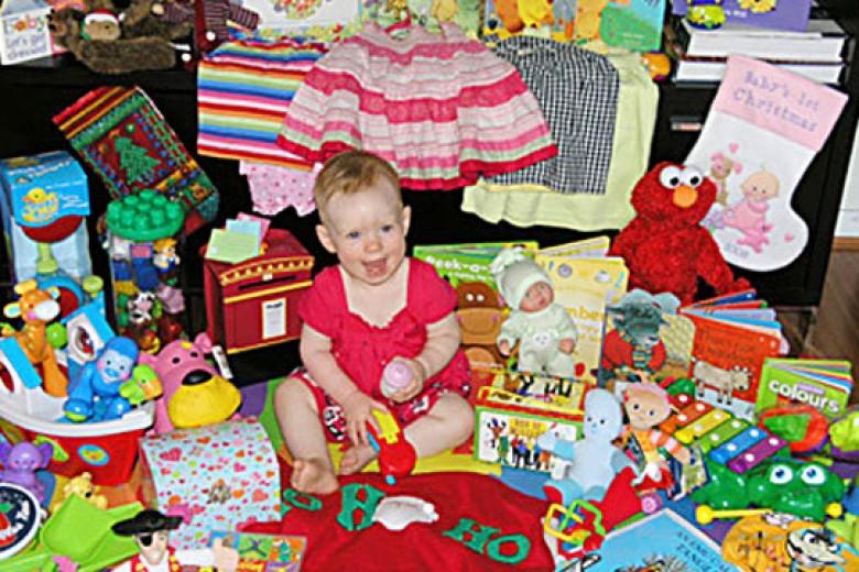 Habiskan Rp3 Juta untuk Natal Pertama Bayi