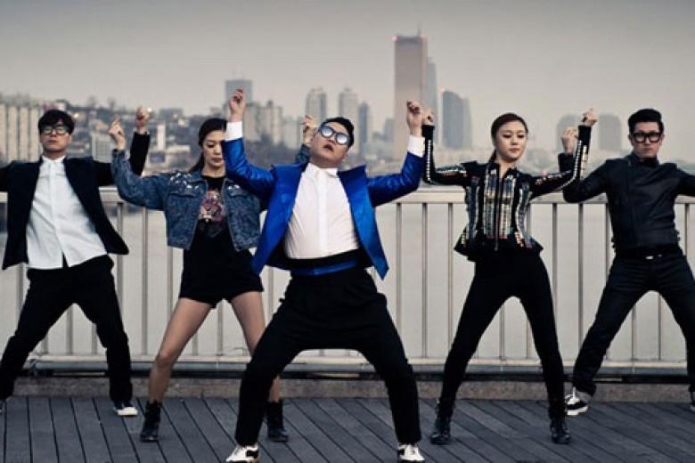 PSY Jadi Raja K-Pop YouTube