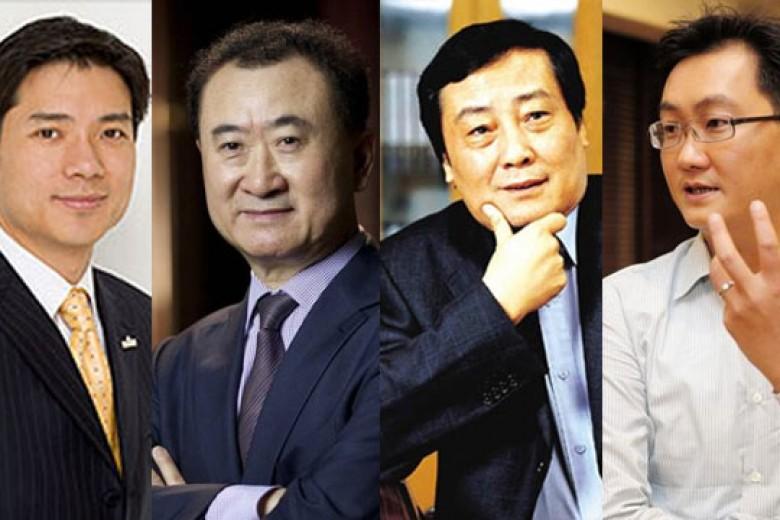 Inilah Empat Orang Terkaya China 2013