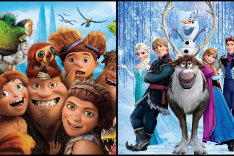 Disney Dominasi Annie Awards 2013
