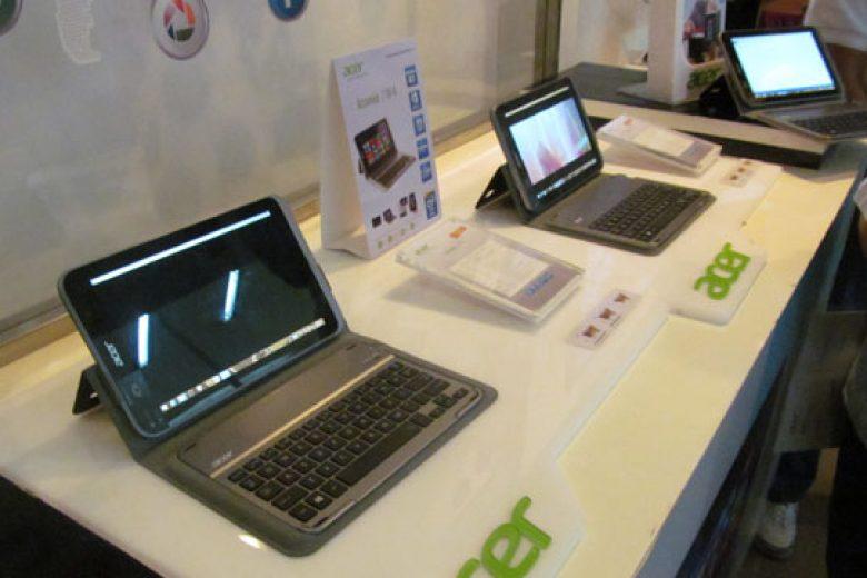 Acer Targetkan Penjualan 20% Untuk Windows Tablet
