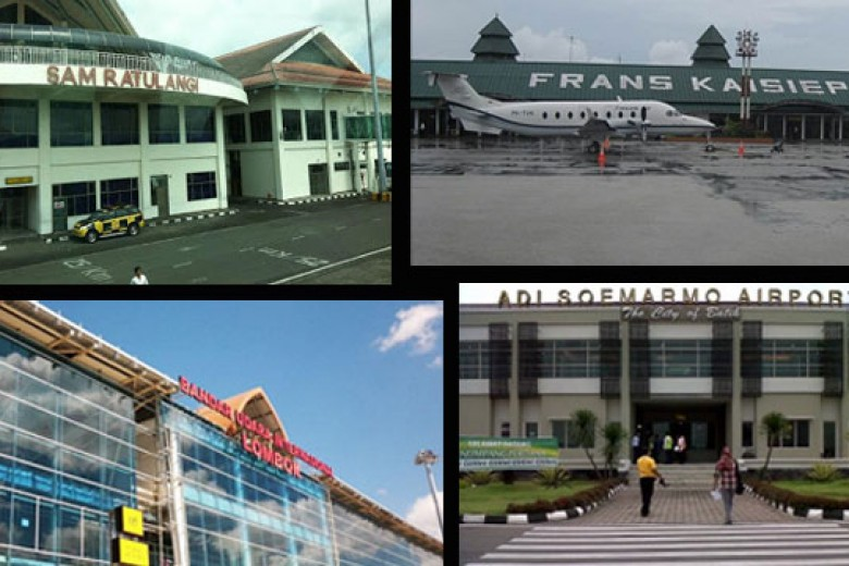 Enam Bandara PT Angkasa Pura 1 Merugi