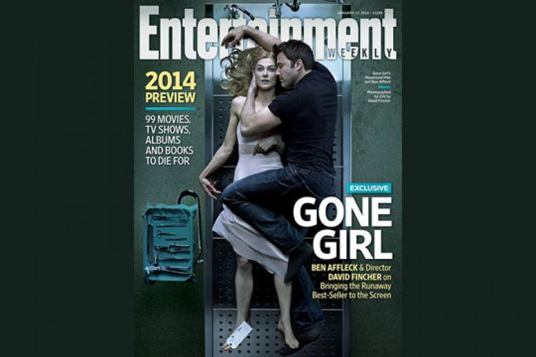 Poster Mesra Ben Affleck untuk 'Gone Girl'