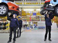 Di China, Penjualan Ford Salip Toyota