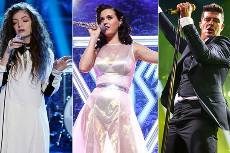 Katy Perry dan Lorde Ramaikan Grammy