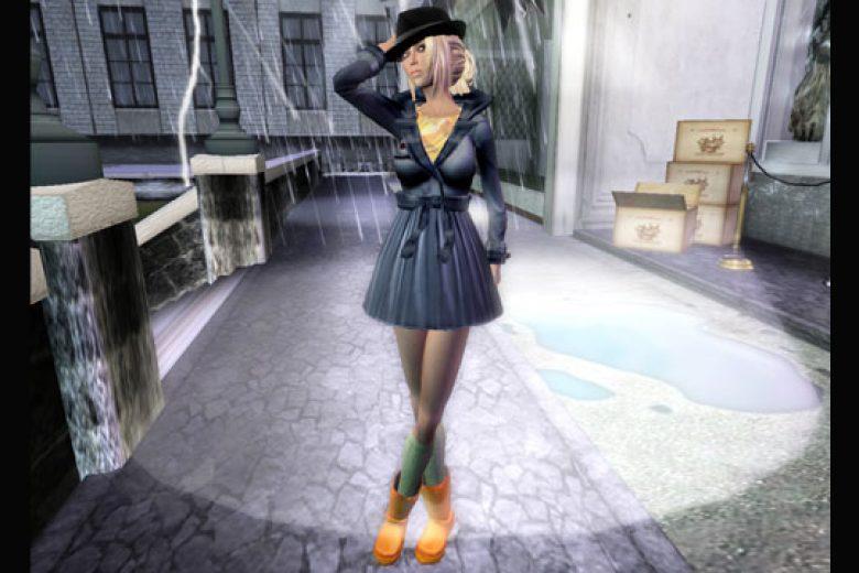 Inspirasi Fesyen di Musim Hujan
