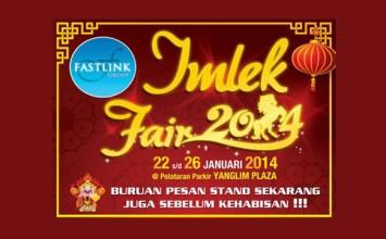 Imlek Fair 2014 – Medan