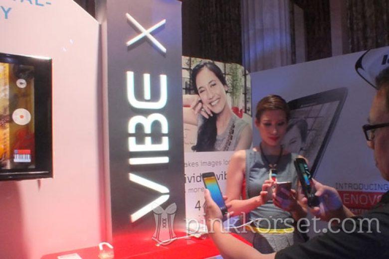 Vibe X, Smartphone Terobosan Baru Lenovo