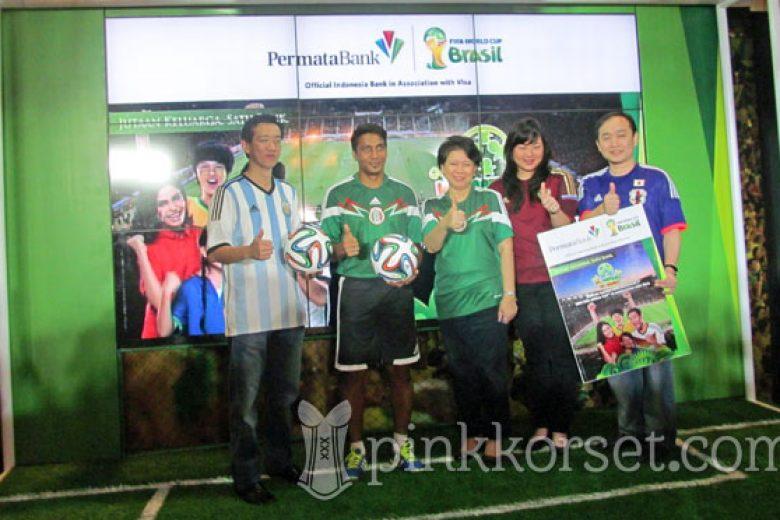 Bank Permata-Visa Partner World Cup 2014