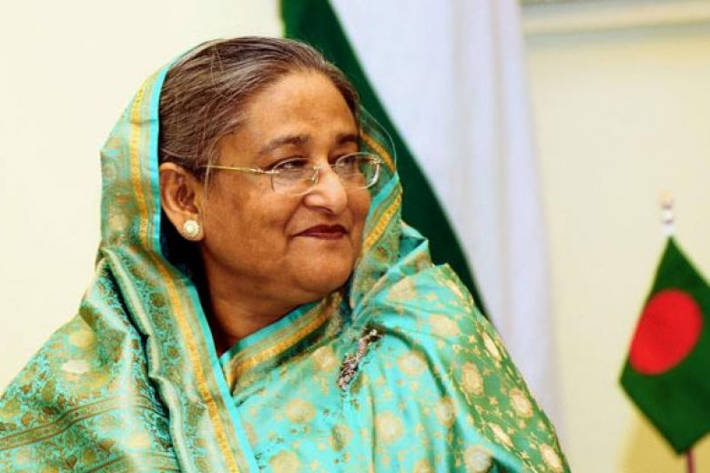 Sheikh Hasina Resmi Jadi PM Bangladesh