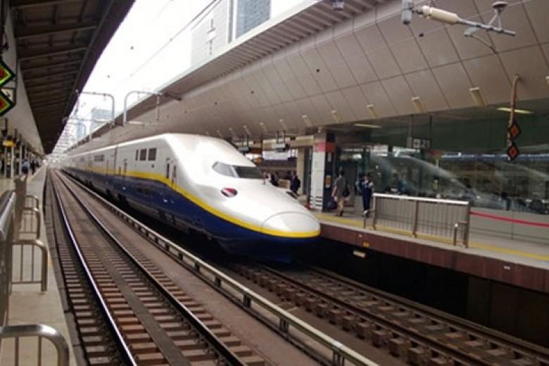 Wow! Indonesia Bakal Punya Shinkansen!