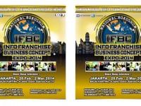Info Franchise & Business Concept (IFBC) Expo 2014