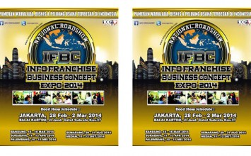 Info Franchise & Business Concept (IFBC) Expo 2014