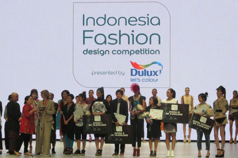 Kompetisi Desain Dalam Lima Tema Warna