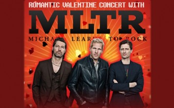 Romantic Valentine Concert with MLTR